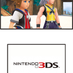 Kingdom Hearts 3DS