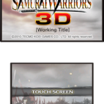 Samurai Warrior 3D