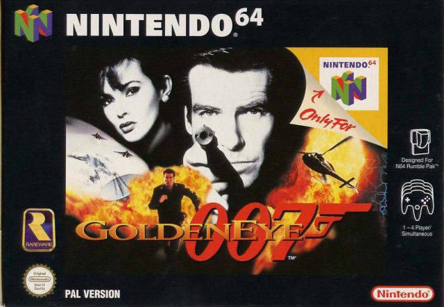 Activision interesada en hacer un GoldenEye 3DS