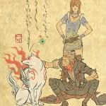 Okami en 3DS