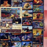 Nuevas scans de Super Street Fighter IV 3D