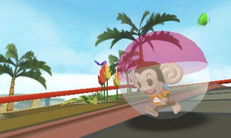 Nueva información e imágenes de Super Monkey Ball 3DS