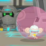 Muchas imágenes de Super Monkey Ball 3DS