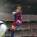 Nuevas imágenes de Pro Evolution Soccer 3DS