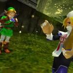 (Actualizado) Recopilado todo el material de Zelda Ocarina of Time 3D