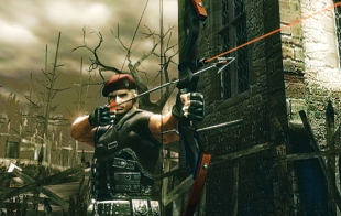 RE: The Mercenaries 3D comenzó como demo tecnológica