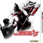 Portada europea Resident Evil: Mercenaries 3D