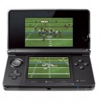 Madden NFL Football 12 3DS
