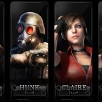 Detalles Resident Evil: Mercenaries 3D