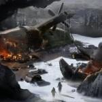 Concept-art Resident Evil: Revelations