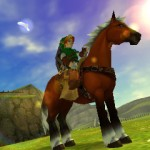 Disponible la web española de Zelda: Ocarina of Time 3D