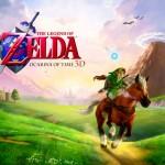 Zelda: Ocarina of Time 3D llegará a Japón el 16 de junio