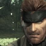 ¿Metal Gear Solid 3 para noviembre?
