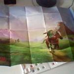 Nuevo item + posters + tráiler europeo Zelda: Oot 3D