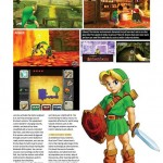 Scans y tráiler de Zelda: Ocarina of Time 3D