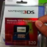 [ACT]Fecha oficial actualización 3DS + Primera imagen de las tarjetas prepago