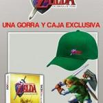 Regalos de Preventa de Zelda: OoT 3D