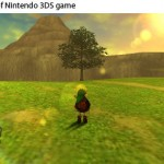 7 minutos de gameplay Zelda: OoT 3D