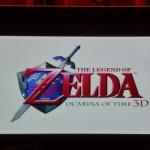 Presentación Zelda OoT en España