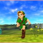 12 minutos de gameplay Zelda: OoT 3D