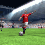 Video off-screen FIFA 12 3DS