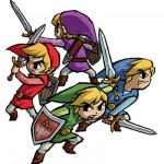 Zelda: Four Swords para DSiWare será un port de GBA