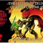 (Actualizado) Se ha agotado la banda sonora de Zelda: OoT 3D
