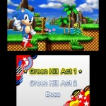 Imágenes Sonic Generations 3DS