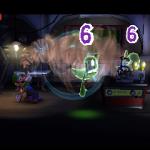 Combatiendo con dos fantasmas