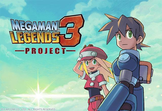Megaman Legends 3, cancelado.