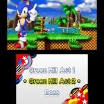 Información de Sonic Generations 3DS