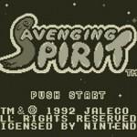 Avenging Spirit ya a la venta en eShop