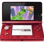 Nintendo 3DS Roja, Mario Kart 7 y Super Mario 3D Land