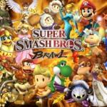 Super Smash Bros 3DS sigue en fase de pre-producción