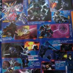 Scans SD Gundam G Generation 3D