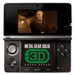 Imágenes de Metal Gear Solid: Snake Eater 3D para Nintendo 3DS