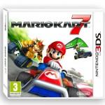 Video y portada europea Mario Kart 7