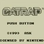 Regresa al pasado en tu Nintendo 3DS con CATRAP