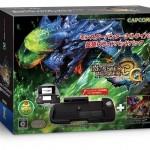 Más imágenes de Monster Hunter Tri G y su pack + consola