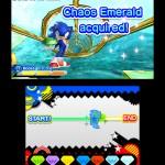 Imágenes de juegos de SEGA para Nintendo 3DS