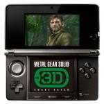 Metal Gear Solid: Snake Eater 3D saldrá en marzo en Japón