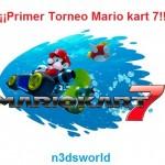 Torneo Mario Kart 7. Bases, PREMIOS e inscripción.