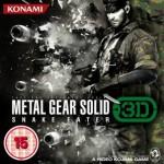 Metal Gear 3 el 8 de Marzo en España