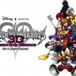 Fabulosa noticia sobre Kingdom Hearts 3D