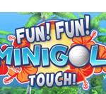 Fun! Fun! Minigolf TOUCH! ya a la venta en eShop