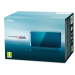 Se deja de fabricar y distribuir la Nintendo 3DS aqua blue