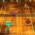 Detallles e imágenes de Mario Open Tennis