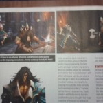 Scans de Castlevania: Mirror of Fate