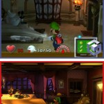 Comparativa de Luigi's Mansion