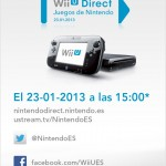 Nintendo Direct de WiiU